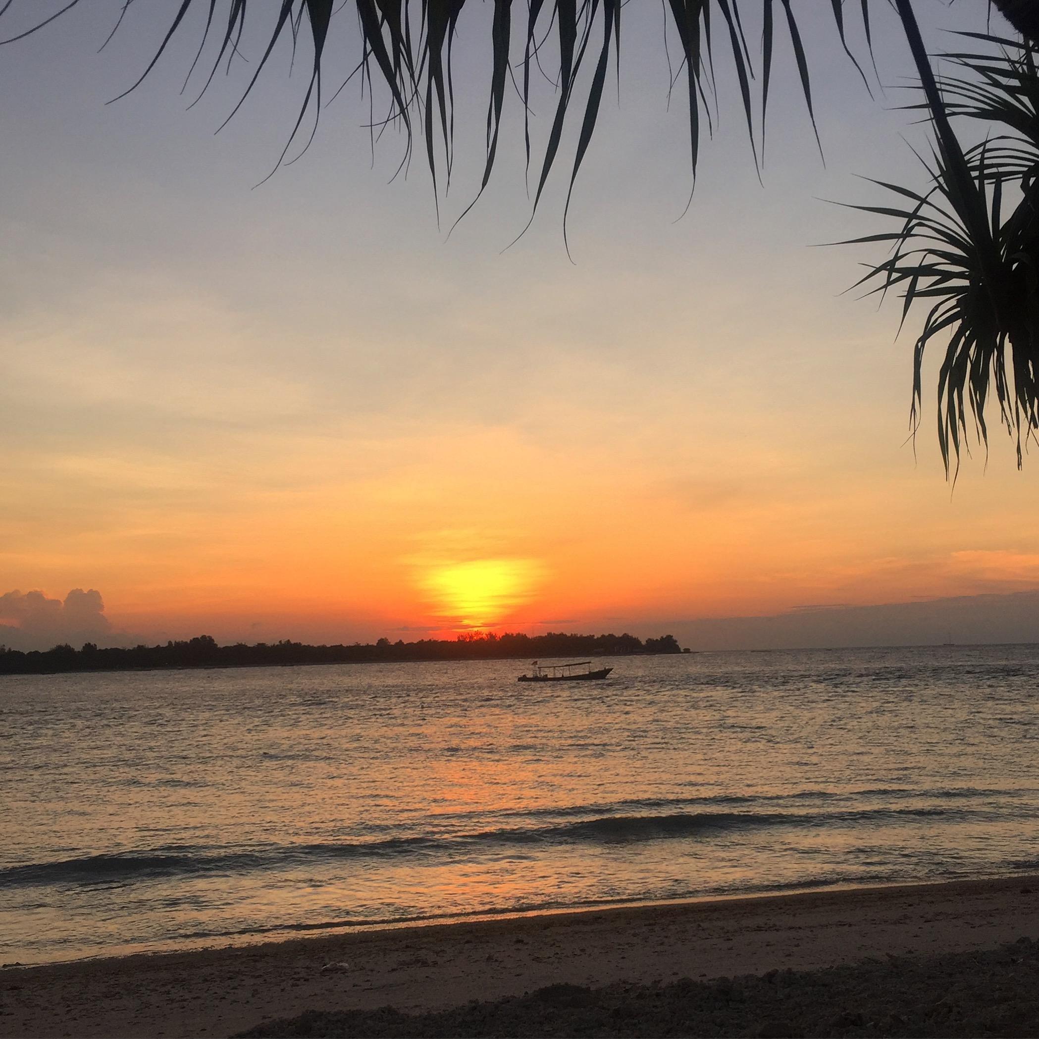 Rachel Recommends: Island Sunset