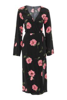 Jasmine Bloom Wide Sleeve Dress by Nobody_s Child topshop £32