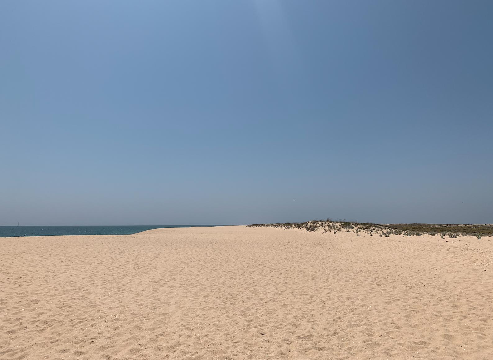 Deserta Island in Portugal