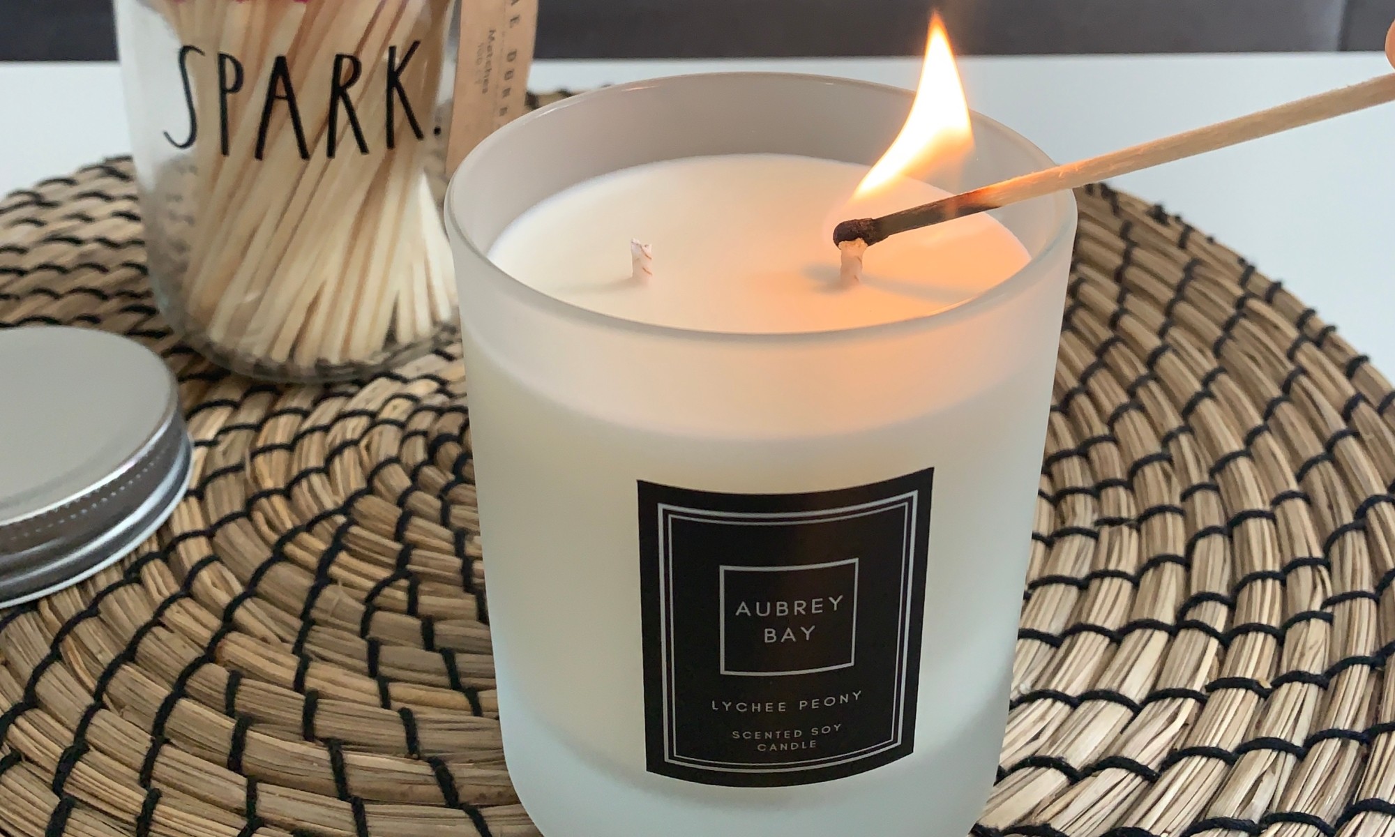 Rachel recommends Aubrey Bay candle review